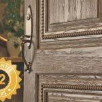 گارانتی 12 سالهی در های چوبی آلتن