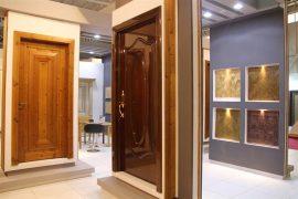 نمایشگاه بین المللی درب و پنجره - بهمن ماه 93