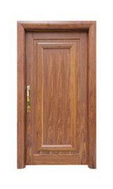 درب چوبی - D303
