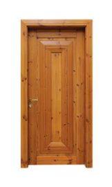درب چوبی - D304