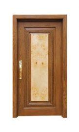 درب چوبی - D306