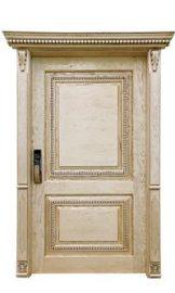 درب چوبی - D307