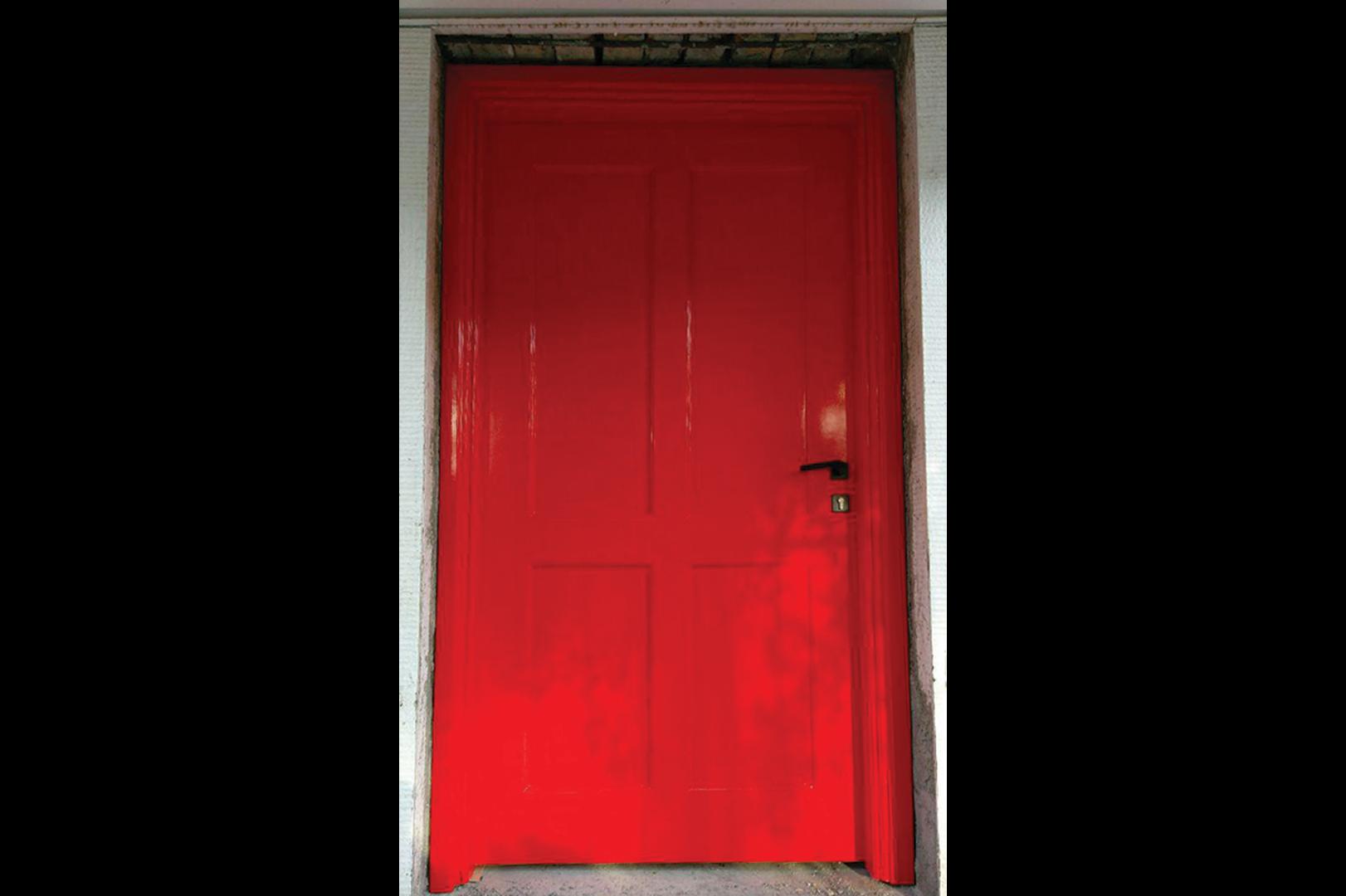 درب چوبی – دماوند