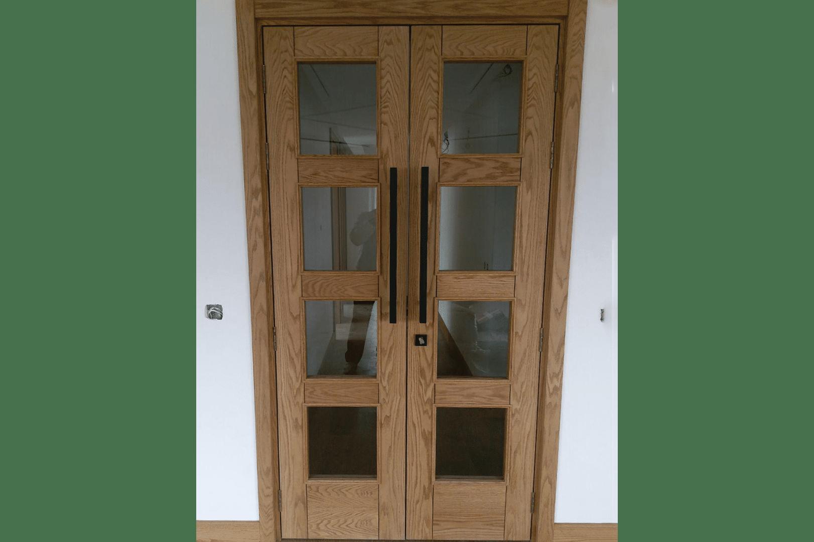 درب چوبی – سنندج