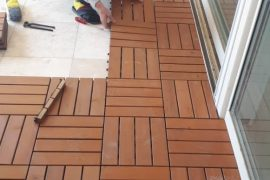 Wooden-Tile-Project