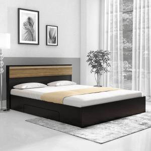 ابعاد تخت خواب چوبی