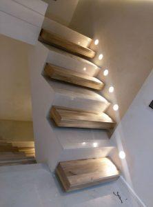 کف پله