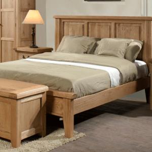 تخت خواب چوبی - پارساگروپ - آلتن